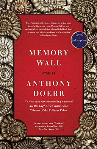 Anthony Doerr Memory Wall Stories