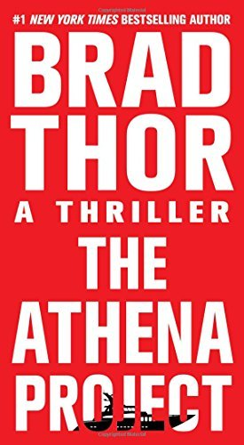 Brad Thor The Athena Project
