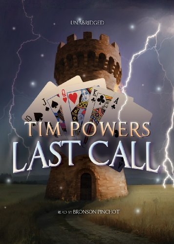 Tim Powers Last Call Library