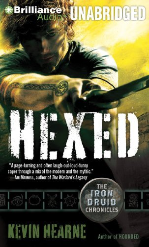 Kevin Hearne Hexed