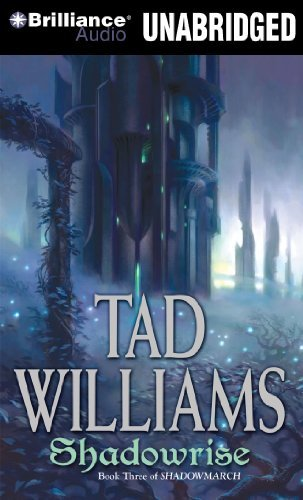 Tad Williams Shadowrise Mp3 CD