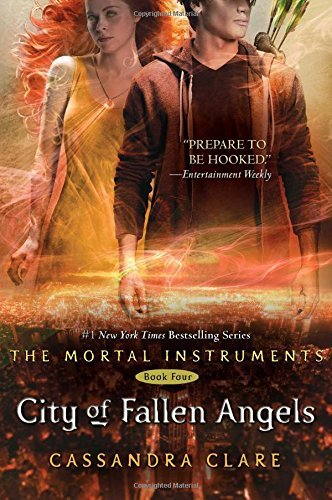 Cassandra Clare City Of Fallen Angels