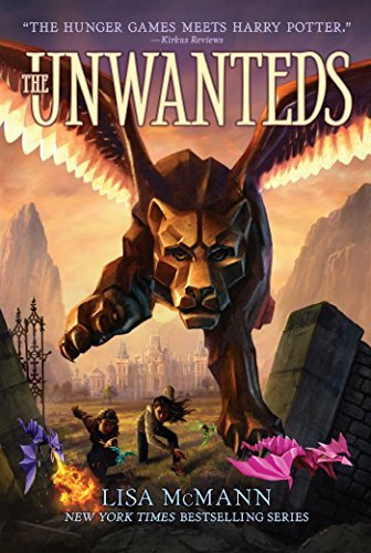 Lisa Mcmann The Unwanteds (unwanted's #1)
