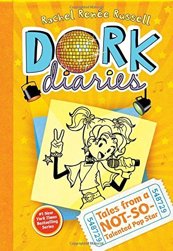Russell Rachel Renee Dork Diaries Tales From A Not So Talented Pop Star