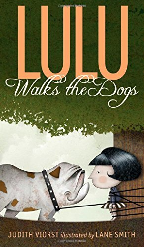 Judith Viorst Lulu Walks The Dogs
