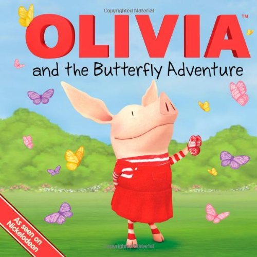 Scott Gray Olivia And The Butterfly Adventure