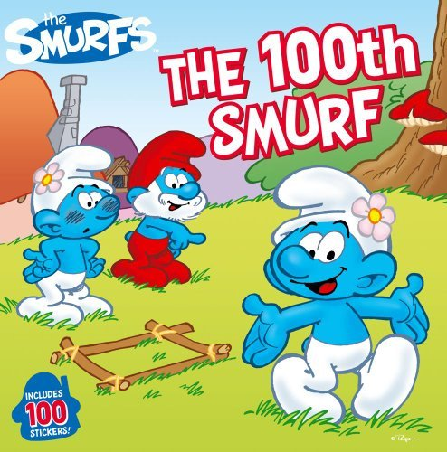 Peyo The 100th Smurf