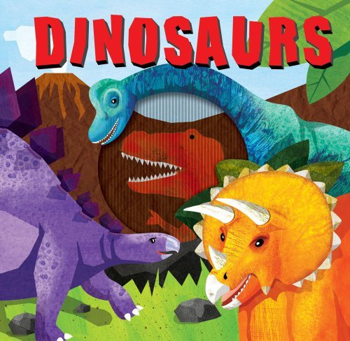 Accord Publishing Dinosaurs A Mini Animotion Book