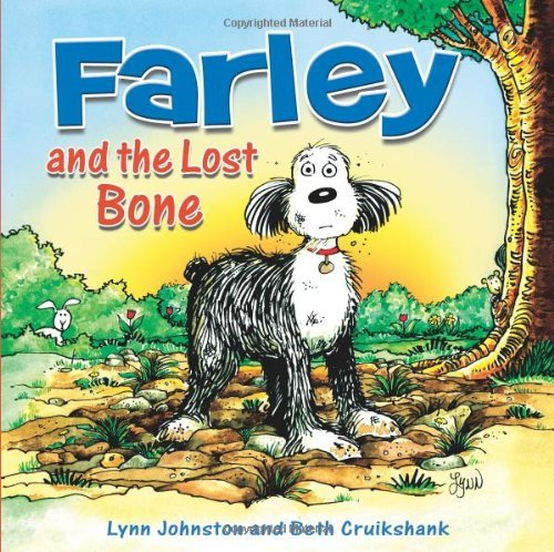 Lynn Johnston Farley And The Lost Bone