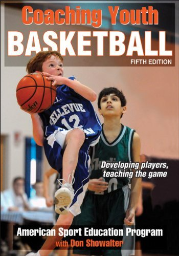 American Sport Education Program Coaching Youth Basketball 5th Edition 0005 Edition;revised