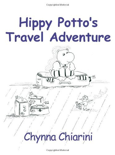 Chynna Chiarini Hippy Potto's Travel Adventure