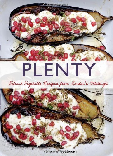 Yotam Ottolenghi Plenty Vibrant Vegetable Recipes From London's Ottolengh