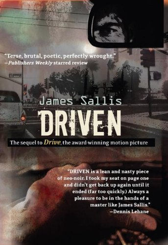 James Sallis Driven The Sequel To Drive