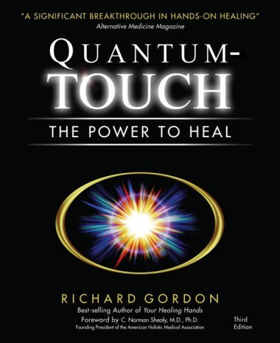 Richard Gordon Quantum Touch The Power To Heal 0003 Edition;