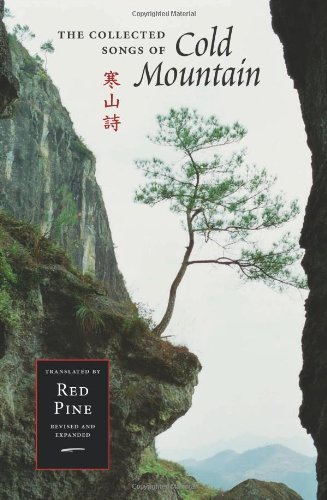 Red Pine Collected Songs Of Cold Mountain The Revised And Exp