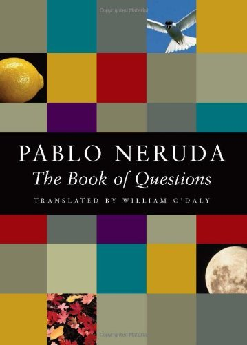 Neruda Pablo Book Of Questions The