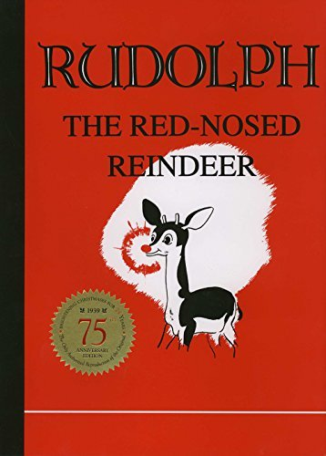 Robert May Rudolph The Red Nosed Reindeer (classic) Facsim