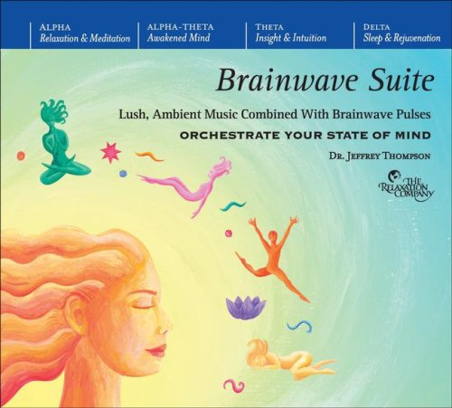 Jeffrey Thompson Brainwave Suite