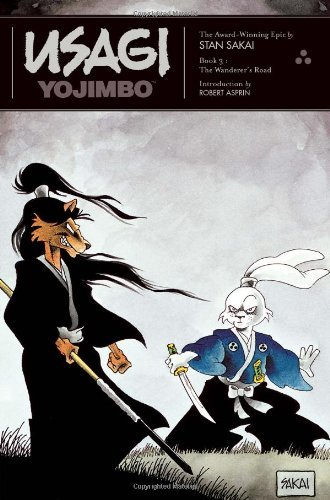 Stan Sakai Usagi Yojimbo The Wanderer's Road 0006 Edition;