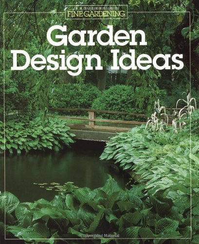 Fine Gardening Design Ideas