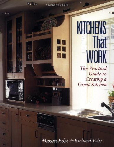 Martin Edic Kitchens That Work