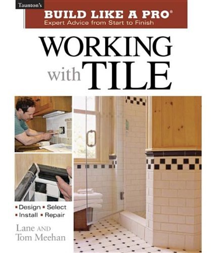 Tom Meehan Working With Tile