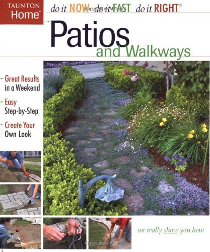 Taunton Press Patios And Walkways