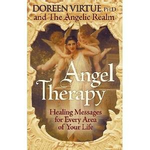 Doreen Virtue Angel Therapy Healing Messages For Every Area Of Your Life