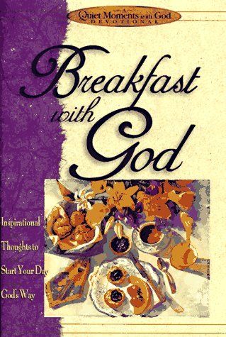 Honor Books Breakfast With God Inspiriational Thoughts To Sta