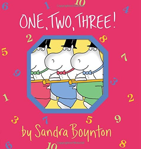 Sandra Boynton One Two Three!