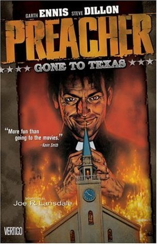 Garth Ennis Preacher Vol 01 Gone To Texas