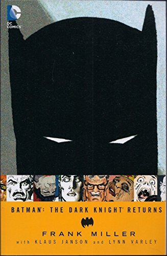 Frank Miller Batman The Dark Knight Returns 0010 Edition;anniversary