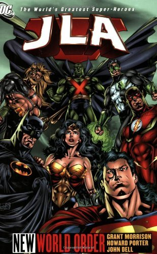 Grant Morrison Jla New World Order Vol 01
