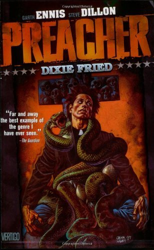 Garth Ennis Preacher Vol 05 Dixie Fried Revised