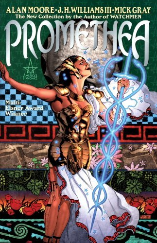 Alan Moore Promethea