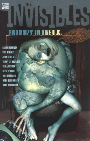 Grant Morrison The Invisibles Entropy In The Uk