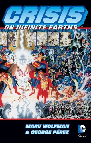 Marv Wolfman Crisis On Infinite Earths