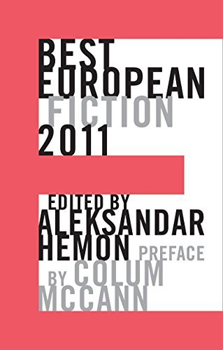 Aleksandar Hemon Best European Fiction 2011