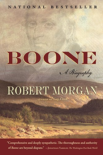 Morgan Robert Boone A Biography
