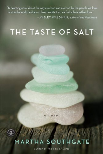 Martha Southgate The Taste Of Salt