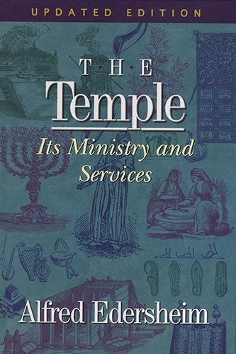 Alfred Edersheim The Temple Its Ministry And Services 0002 Edition;$uper $aver