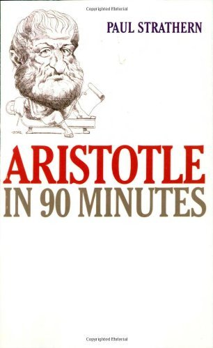 Paul Strathern Aristotle In 90 Minutes