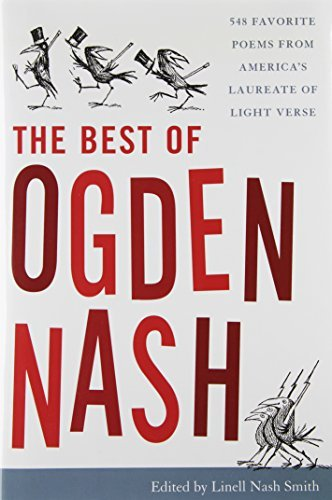Ogden Nash Best Of Ogden Nash The