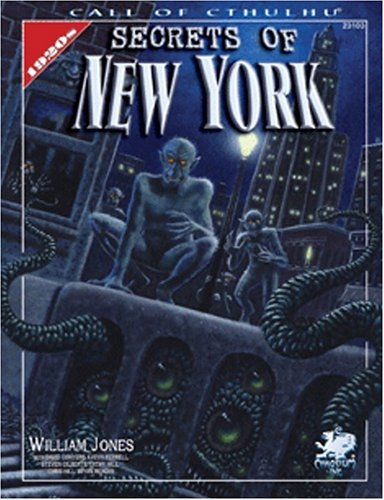 William Jones Secrets Of New York A Mythos Guide To The City Th