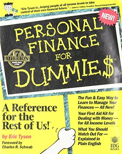 Eric Tyson Personal Finance For Dummies