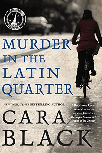 Cara Black Murder In The Latin Quarter