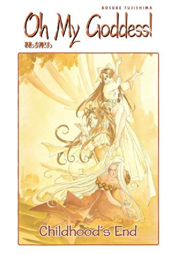 Kosuke Fujishima Oh My Goddess! Volume 13 Childhood's End