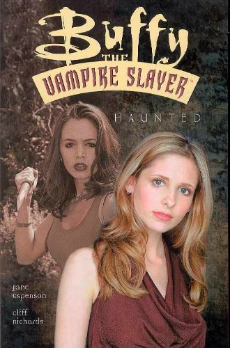 Jane Espenson Buffy The Vampire Slayer Haunted