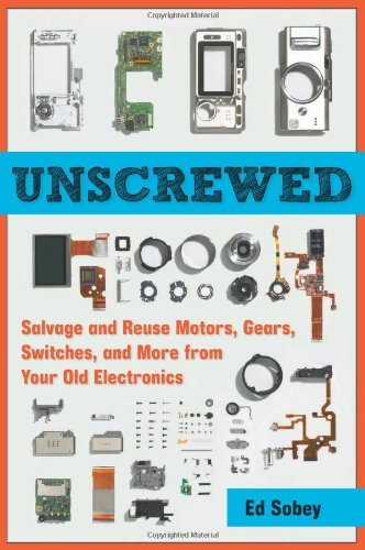 Edwin J. C. Sobey Unscrewed Salvage And Reuse Motors Gears Switches And Mo