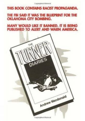 Andrew Macdonald The Turner Diaries 0002 Edition;